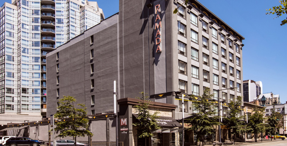 Ramada Inn & Suites Downtown Vancouver