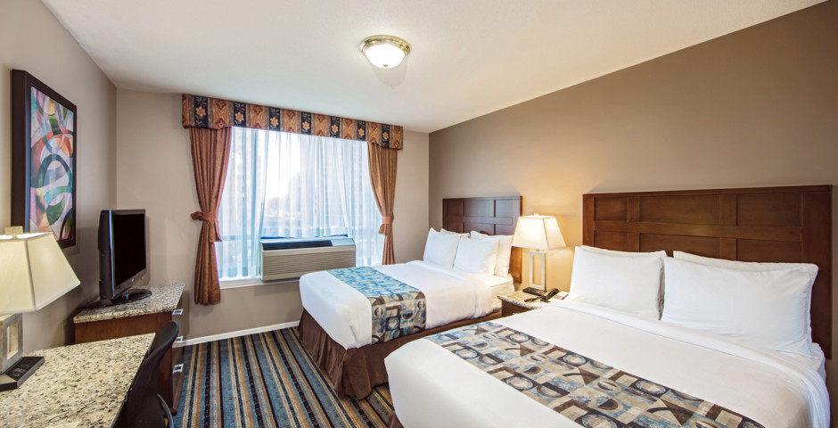 Ramada Inn & Suites Downtown Vancouver