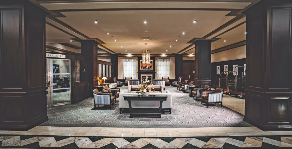 Lobby - Lord Elgin