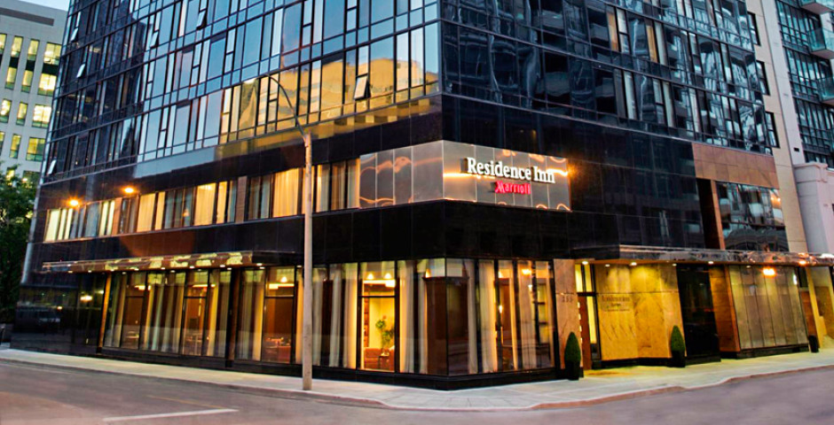 Residence Inn Toronto Downtown