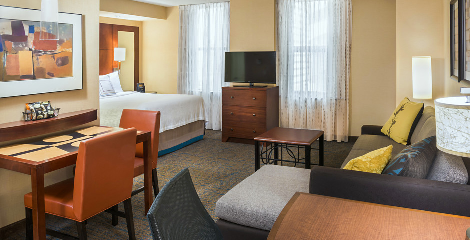 Studio - Residence Inn Toronto Downtown