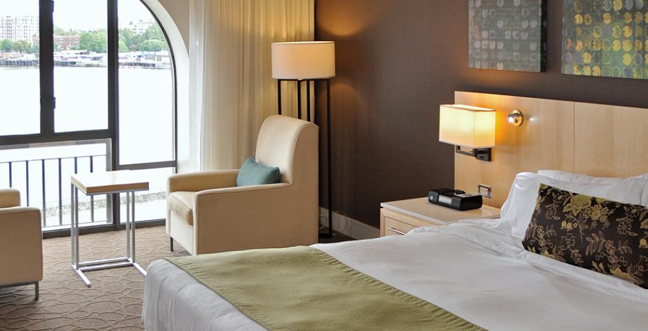 Mode-Zimmer King - Delta Victoria Ocean Pointe Resort & Spa