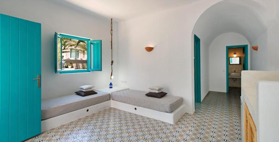 Nissia Appartements Kamari