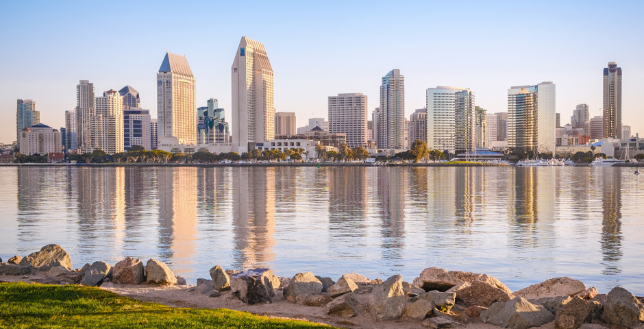 Skyline - San Diego