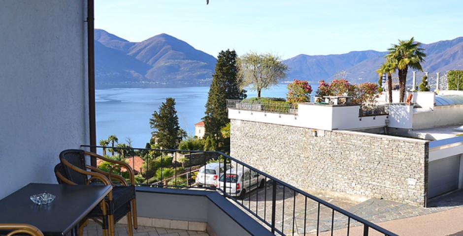 Ferienwohnung Palazzo Miralago 5 (Utoring)