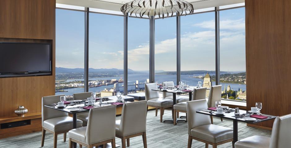 Le 23 Restaurant - Hilton Québec