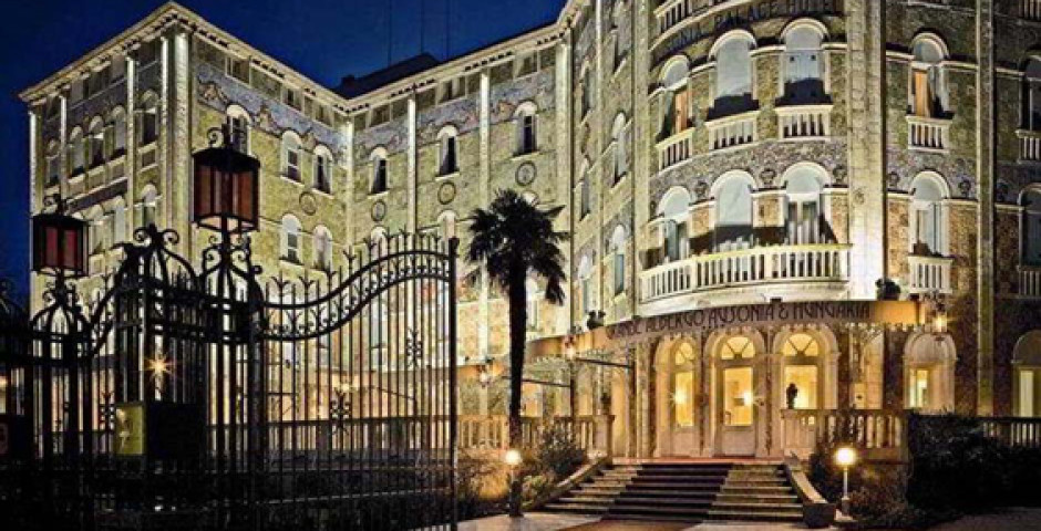 Grande Albergo Ausonia & Hungaria Wellness & SPA, Lido