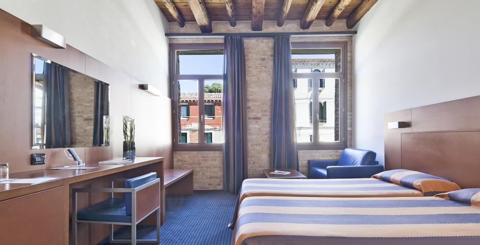 Doppelzimmer Deluxe Twinbetten - Eurostars Residenza Cannaregio