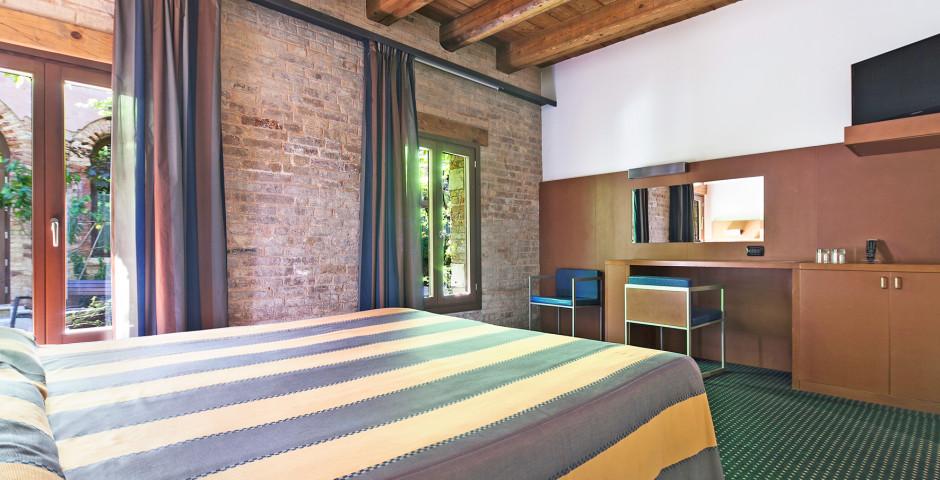 Doppelzimmer mit Grandlit - Eurostars Residenza Cannaregio