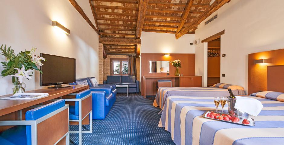 Dreibettzimmer - Eurostars Residenza Cannaregio