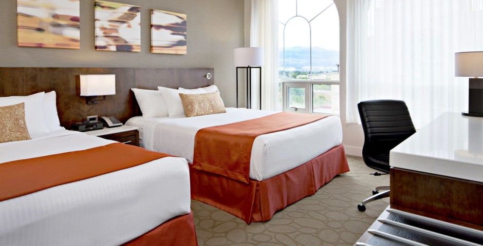 Mode-Zimmer - Delta Grand Okanagan Resort