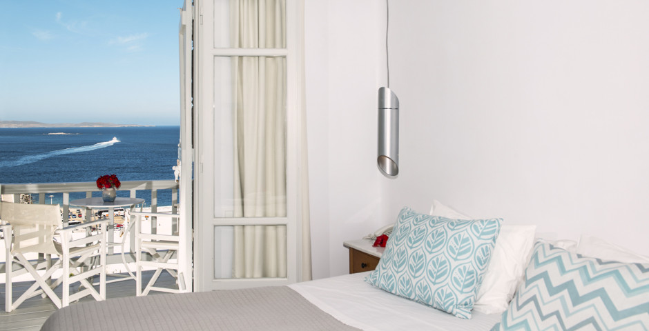 Chambre double Superior - Mykonos View