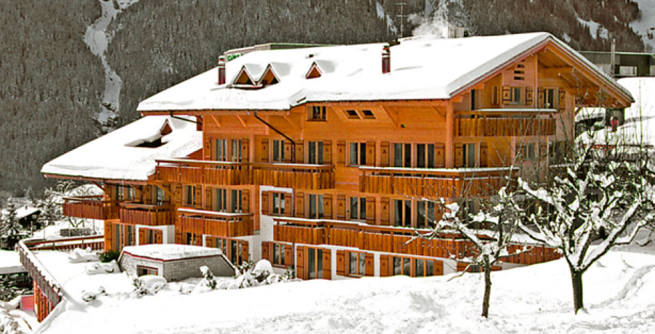 Appartement Chalet Abendrot 3 (Utoring)
