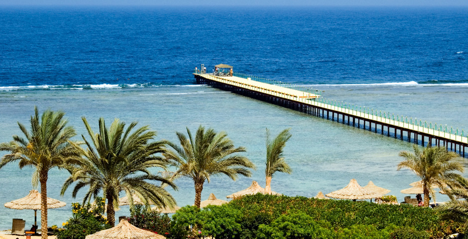 Flamenco Beach El Quseir