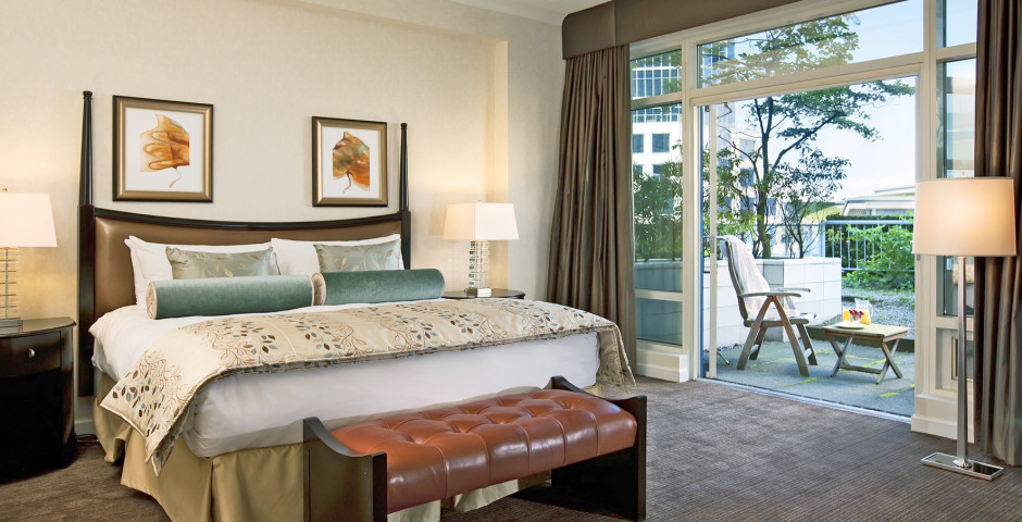Garden Suite - Fairmont Waterfront