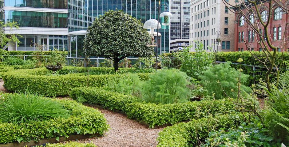 Garten - Fairmont Waterfront