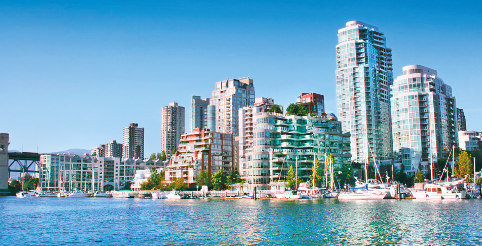 Vancouver - Best Western Plus Sands by the Sea