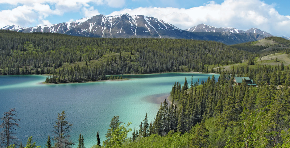 Emerald Lake - Yukon