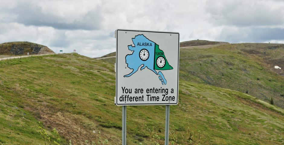 Top of the World Highway - Yukon