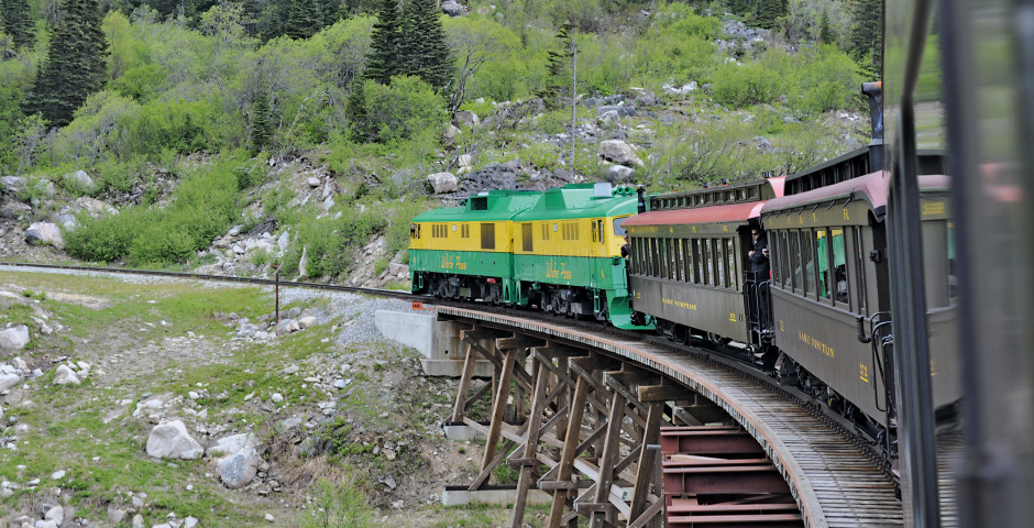 Whitepass and Yukon Route - Yukon