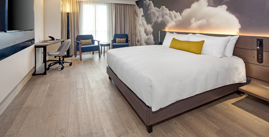 Guest Room King - Novotel Centre