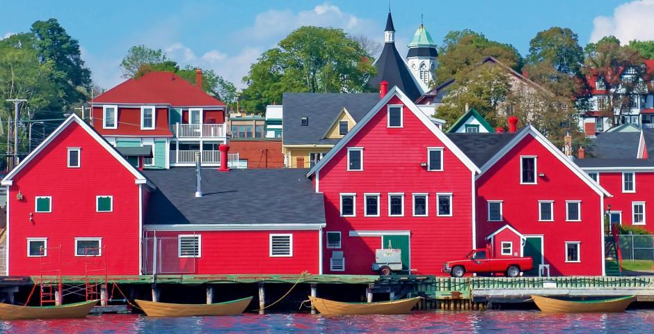 Lunenburg - Halifax