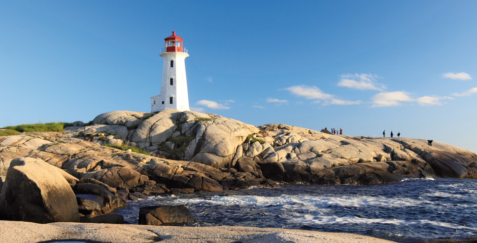 Peggy's Cove - Halifax
