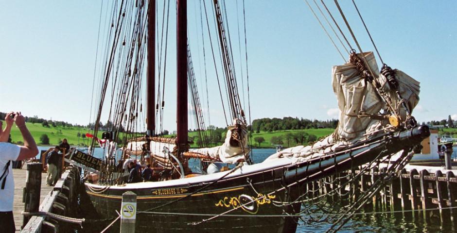 Blue Nose II in Lunenburg - Halifax