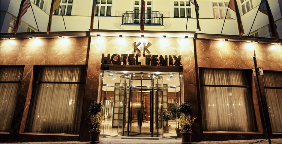 K+K Hôtel Fenix