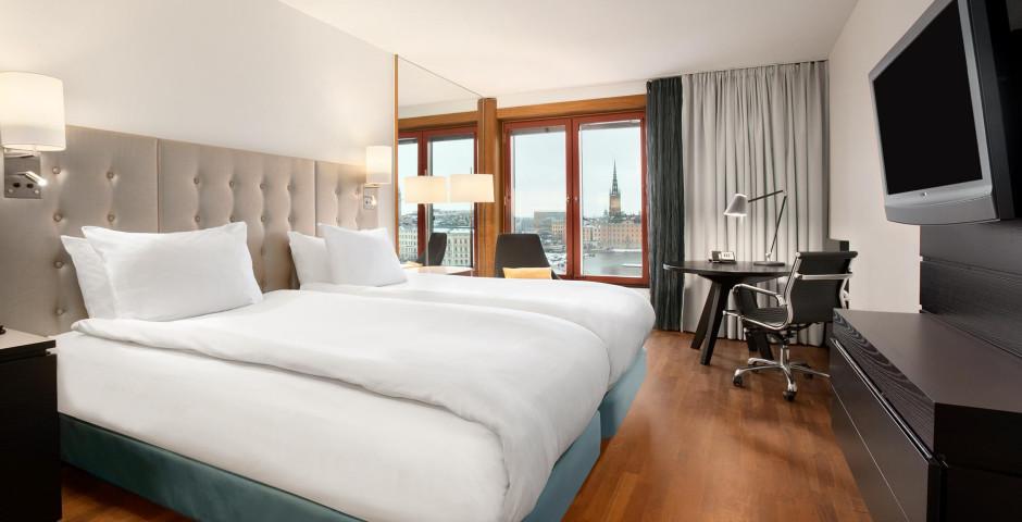 Zimmer - Hilton Stockholm Slussen