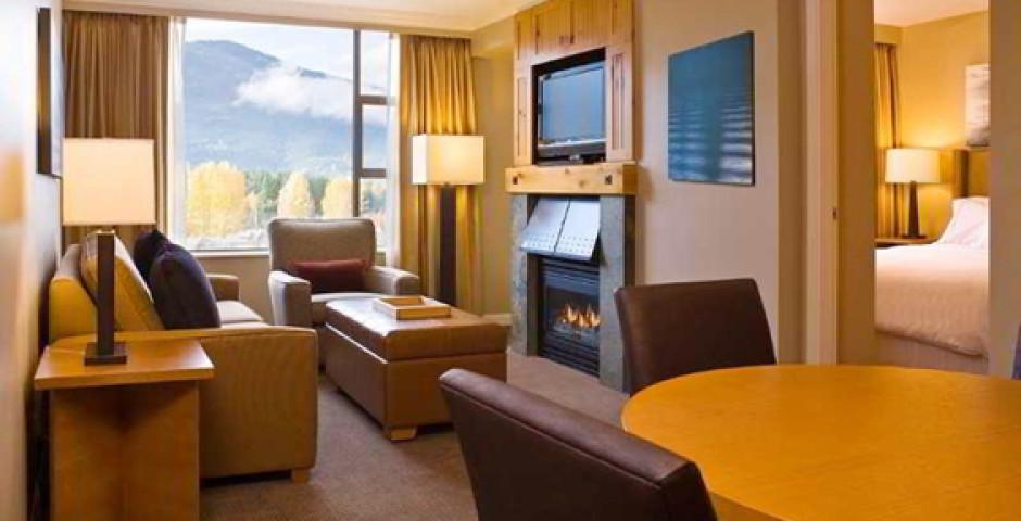 The Westin Resort & Spa, Whistler