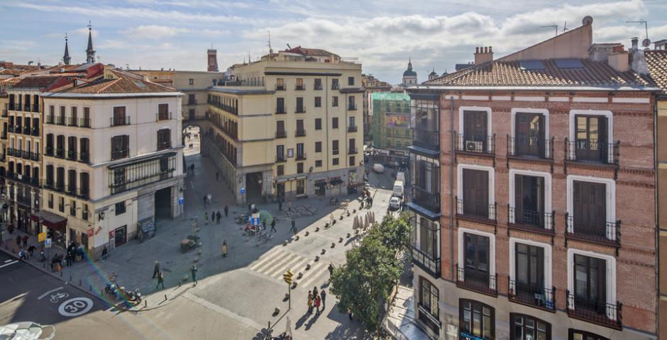Petit Palace Mayor Plaza - Main Square