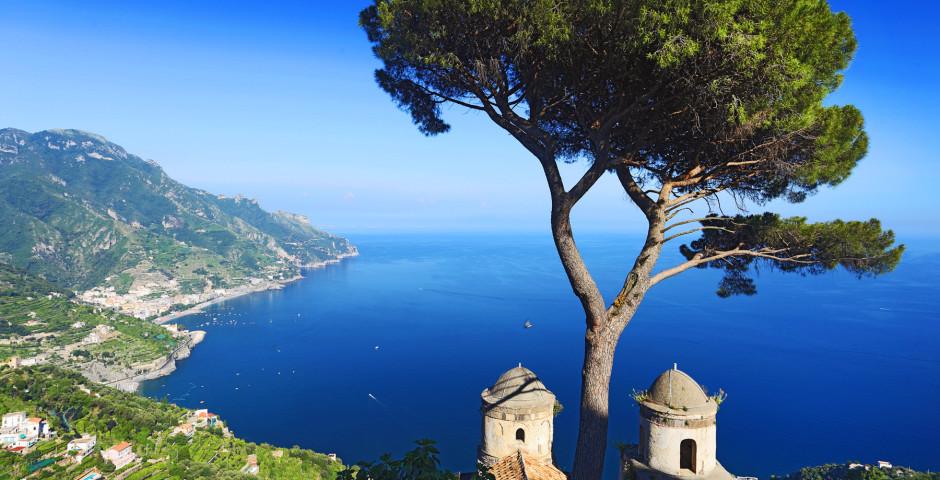 Villa Rufolo, Kampanien - Amalfi Küste