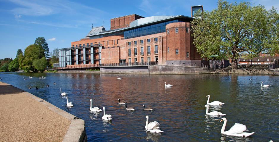 Royal Shakespeare Theatre - Birmingham & Surrounding