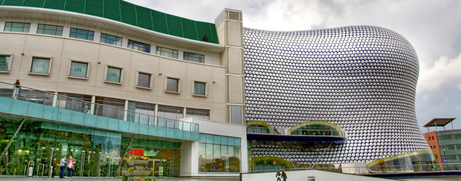 Selfridges Einkaufszentrum, Birmingham