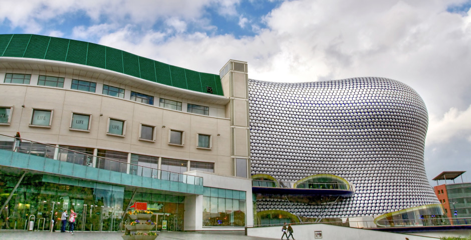 Selfridges Einkaufszentrum, Birmingham - Birmingham