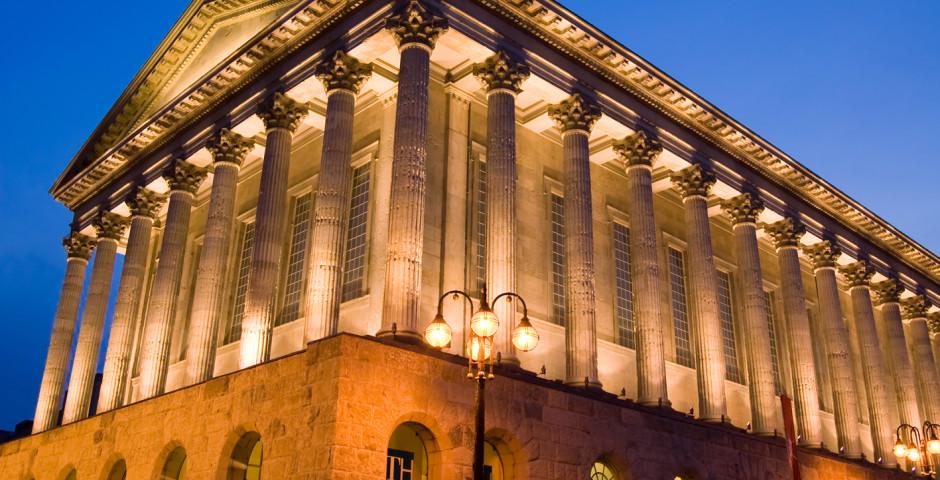 Symphony Hall, Birmingham - Birmingham