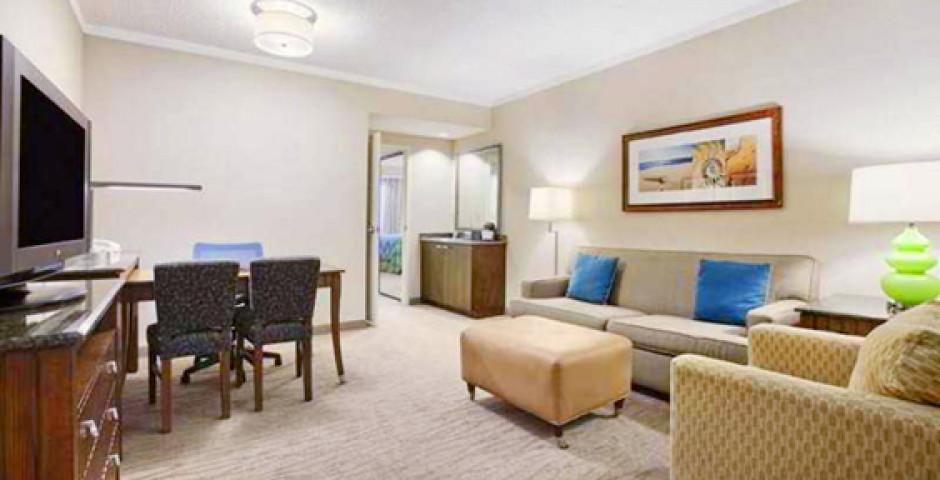 Embassy Suites San Diego la Jolla