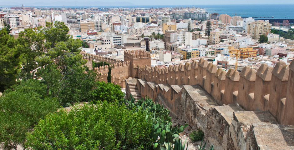 Alcazaba - Almeria