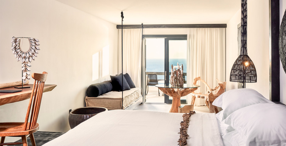 Zimmer Heavenly Retreat - Myconian Utopia Resort