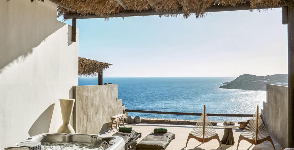 Zimmer Grand Majestic Retreat - Myconian Utopia Resort