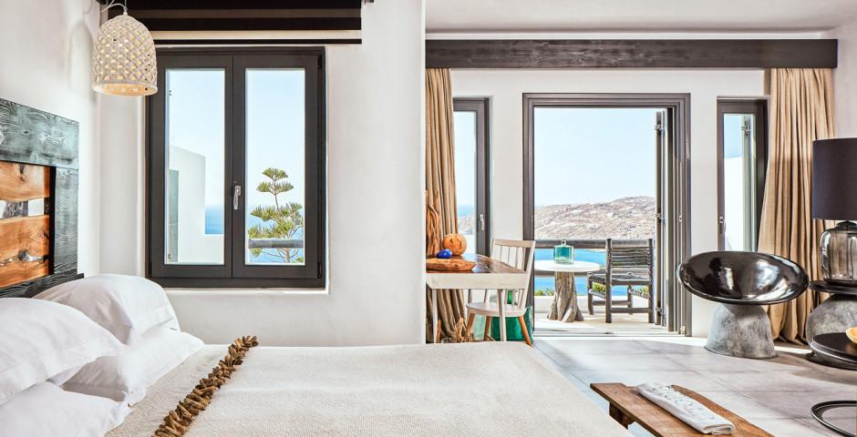 Zimmer Majestic Retreat - Myconian Utopia Resort