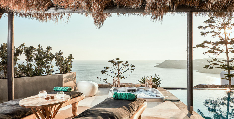 Grand Majestic Villa - Myconian Utopia Resort