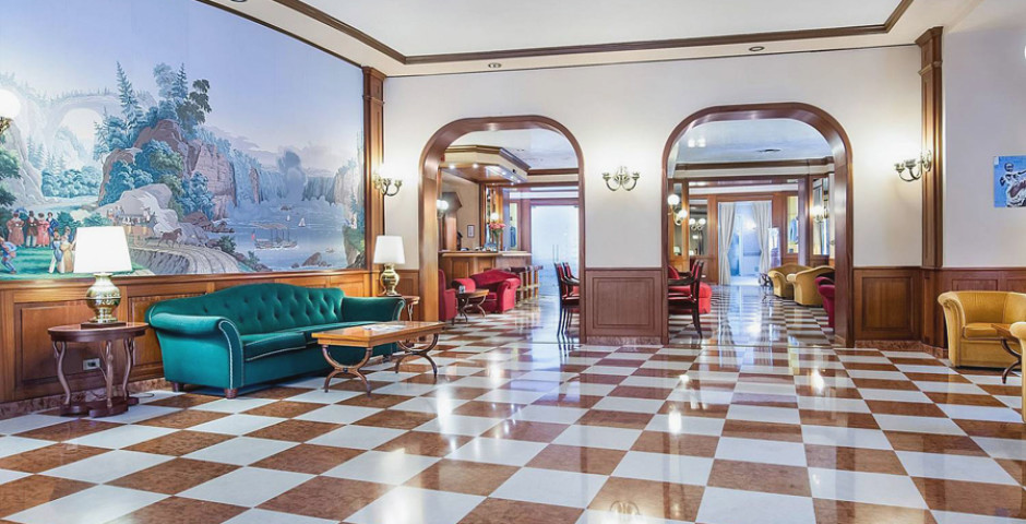 Leonardo Hotel Milan City Center (ex. Hotel Hermitage)