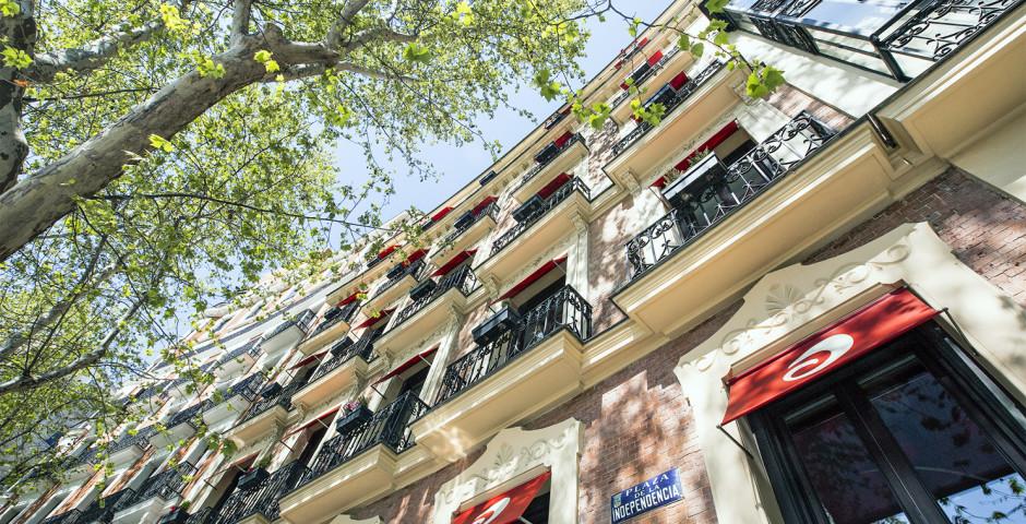 Hotel Hospes Puerta Alcalà