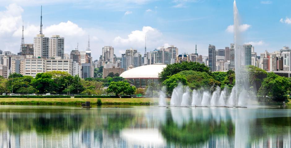 Parque do Ibirapuera - Sao Paulo