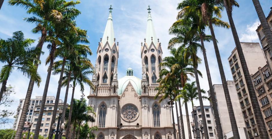Catedral da Sé - Sao Paulo