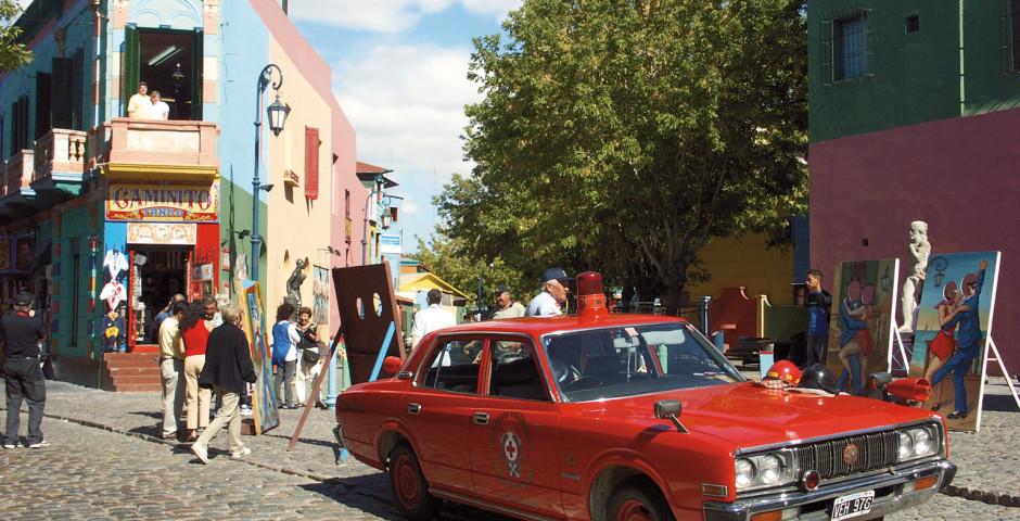 Innenstadt - Buenos Aires