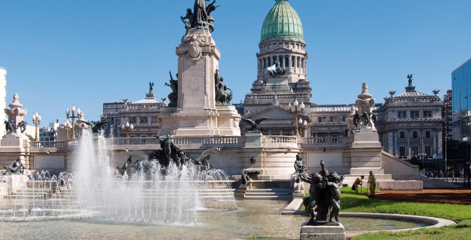 Argentinischer Kongresspalast - Buenos Aires