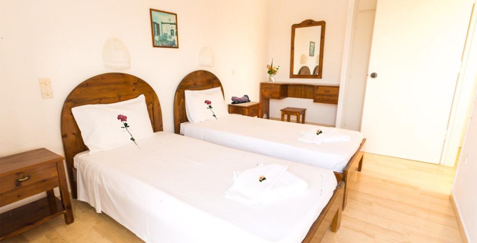 Appartment mit einem Schlafzimmer - Hotel Bruskos